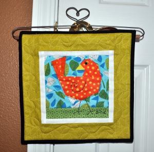 Bird Wall-Hanging