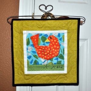 Bird Wall-Hanging