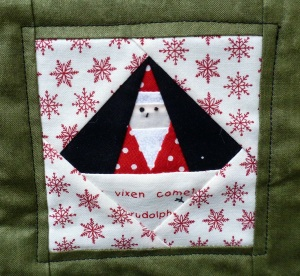 Primitive Santa 2