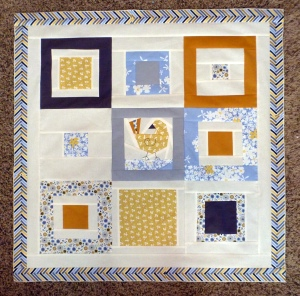 Madrona Road Quilt Top