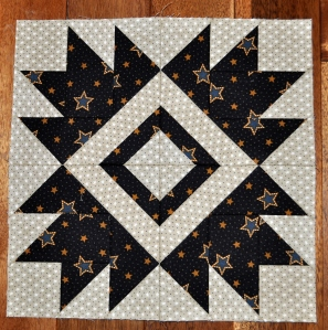 March Mystery Block
