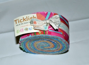 Ticklish - All Rolled Up!