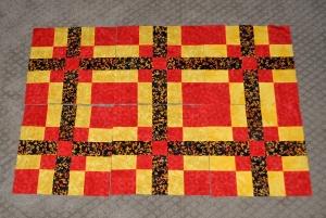 Country Lanes - 6 Swap Blocks