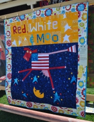 Red White and Moo