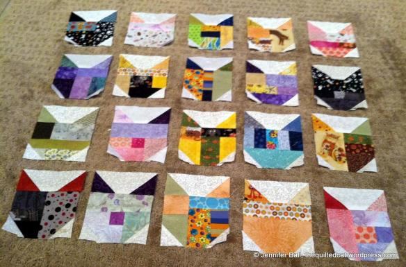 Scrappy Cat Quilt-Along