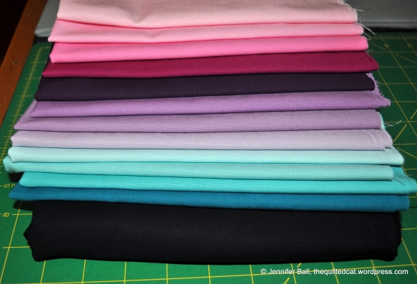 Beautiful Kona solids!