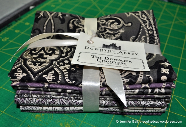 The Downton Abbey - Dowager Countess Fat Quarter Bundle