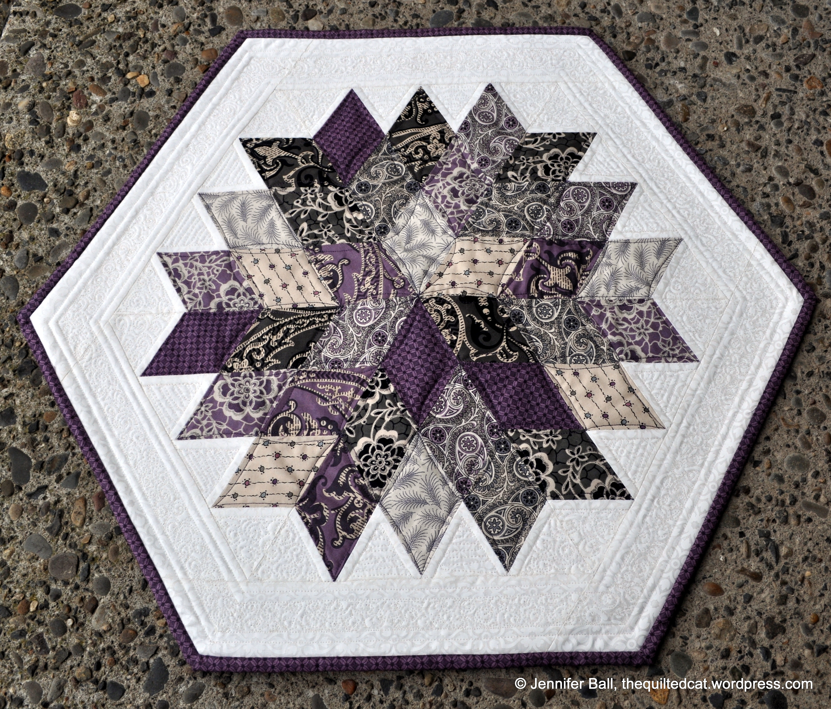 Andover Fabrics Downton Abbey Tea Party + Giveaway! | the quilted cat : downton abbey quilt pattern - Adamdwight.com