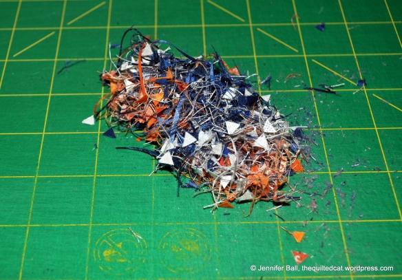Quilt Fabric Confetti