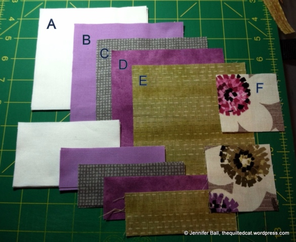 Vice Versa BOM - Fabrics