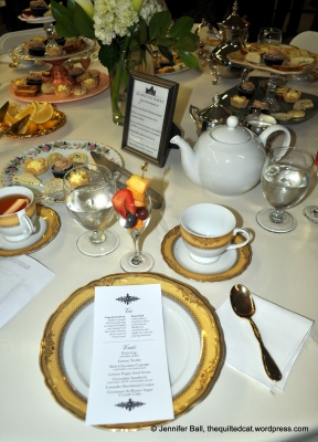 Tea Party Setting