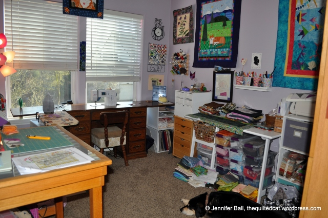 Sewing Room, Right Side