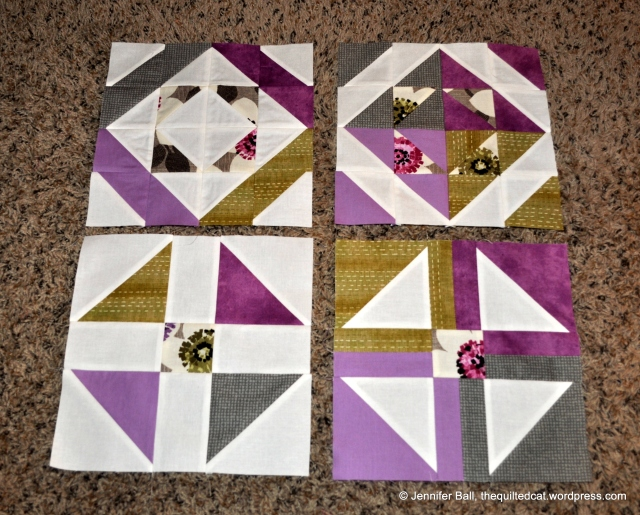 Vice Versa: January and February Blocks