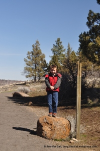 Balanced Rocks Trailhead