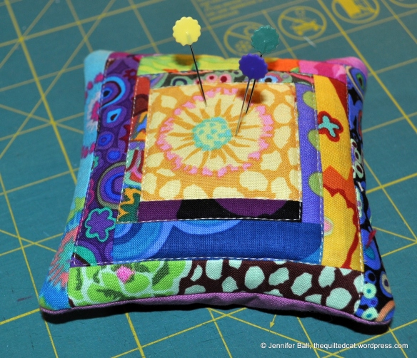 Colorful Pin Cushion