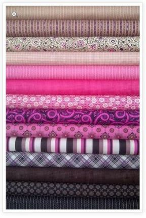 Ansonia Fat Quarters in Pink