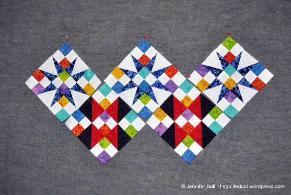Cathedral Stars Blocks