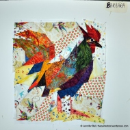 Rooster by Barbara