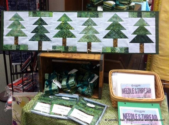The Pine Needle Row