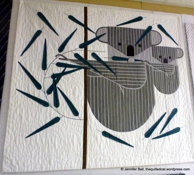 Koala Quilt