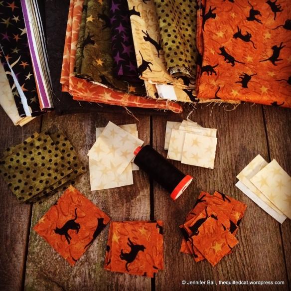 New Halloween Fabrics
