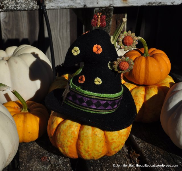 Witch Hat Pin Cushion