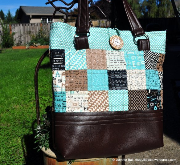 Oak Park Bag Closeup