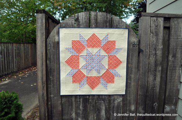 One-Block Swoon Quilt