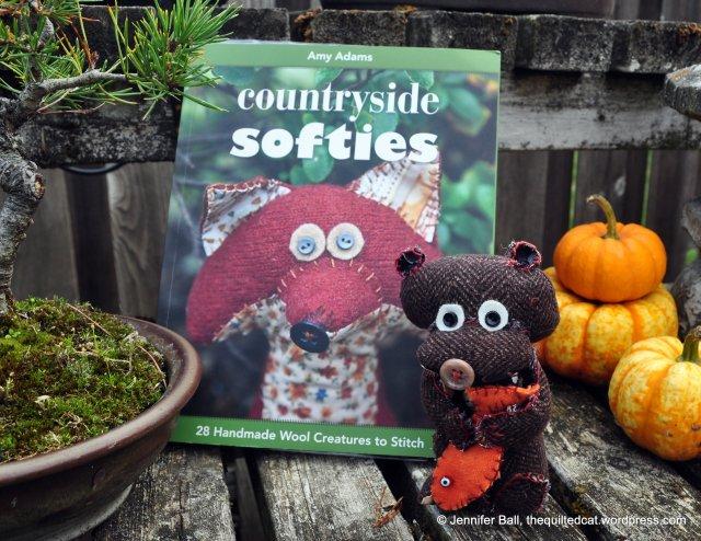 Ottie Softie and Book