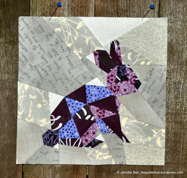 Forest Abstractions Bunny