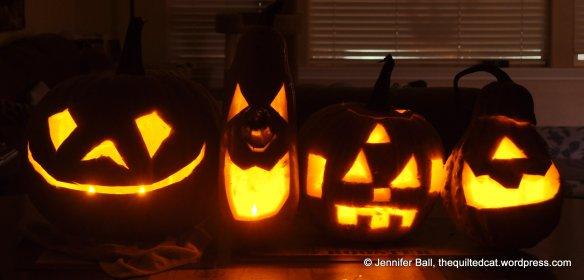 Jack-o-Lanterns!