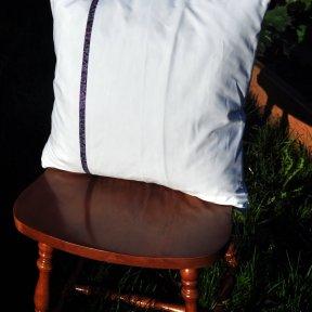 Butterfly Pillow Back