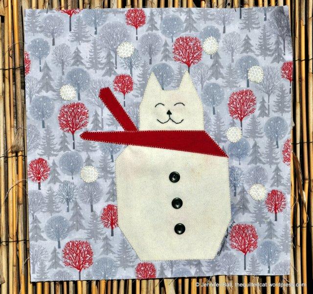 Snow Cat, Block 1001