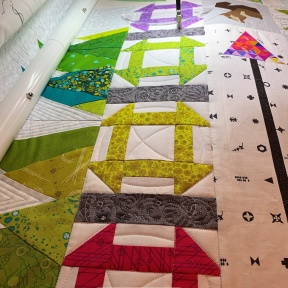 More quilting